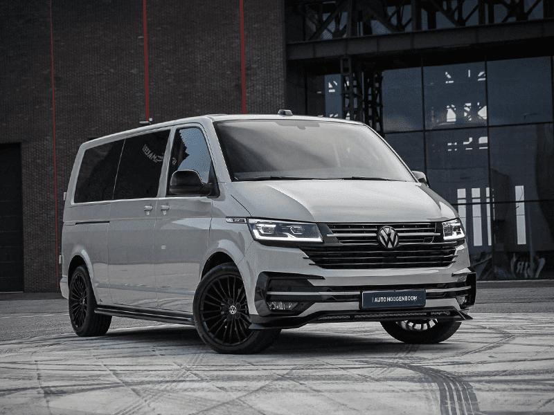 Volkswagen Transporter zakelijk bedrijfswagen