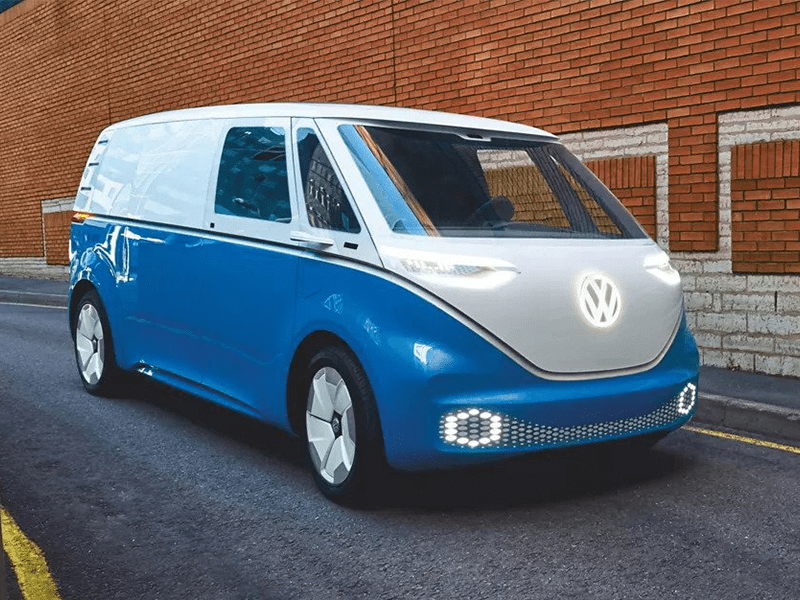 Volkswagen bedrijfswagen ID.Buzz