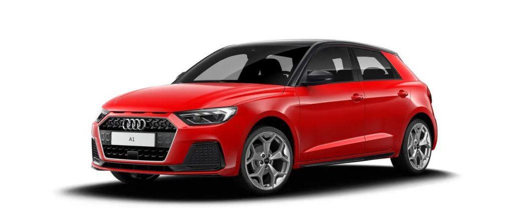 Audi A1 Sportback prive lease