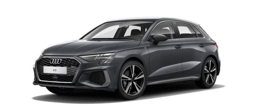 Audi A3 Sportback private lease