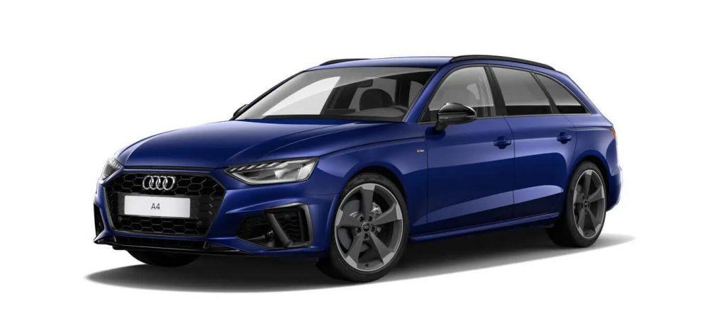 Audi A4 Avant prive leasen