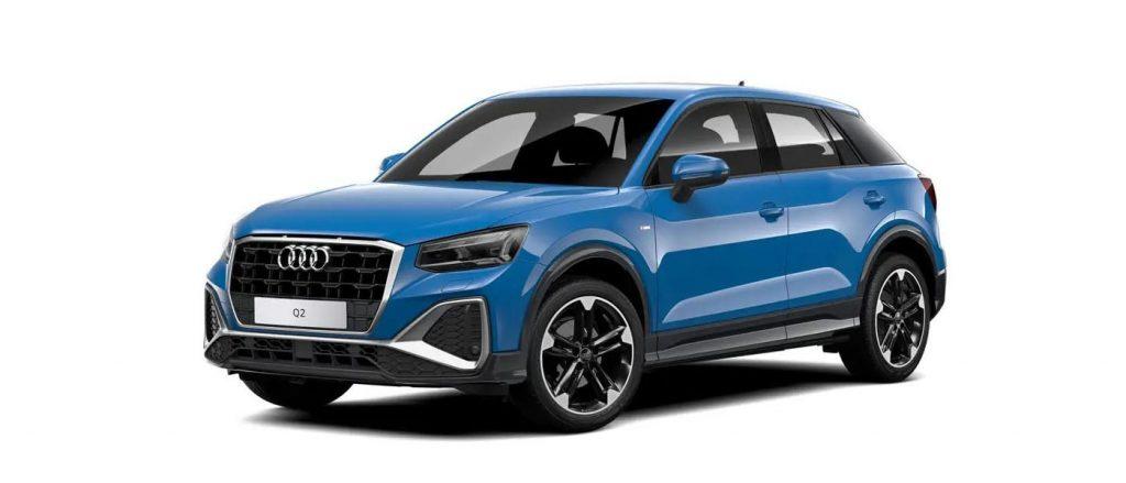 Audi Q2 suv private lease