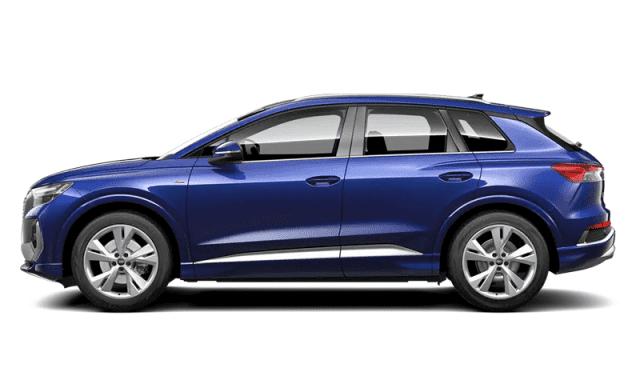 Audi Q4 e-tron S Edition