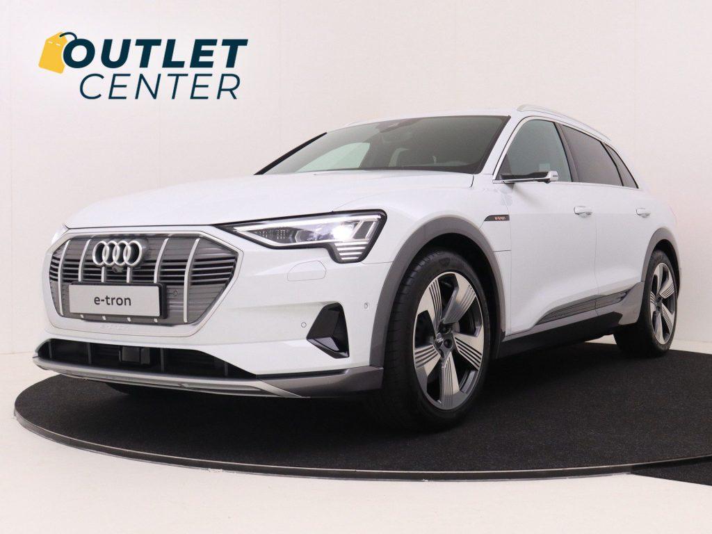 Audi e-tron 4%% bijtelling zakelijk voordeel actie