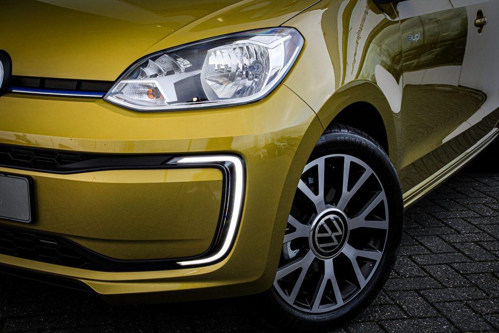 Volkswagen e-Up lease LED licht