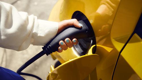 Volkswagen elektrisch laden laadtijd