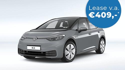 volkswagen-id3-pure zakelijke lease deals