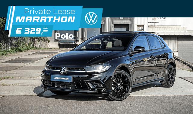 volkswagen polo private lease marathon