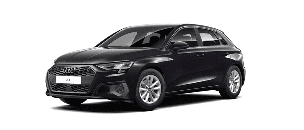 Audi A3 Private Lease actie