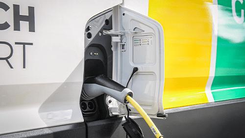Volkswagen e-crafter actieradius